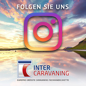 InterCaravaning bei Instagram